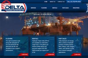 Delta Hydraulics