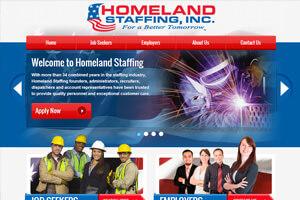 Homeland Staffing
