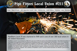 Pipefitters Local 211