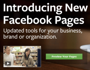 facebook brand pages intro